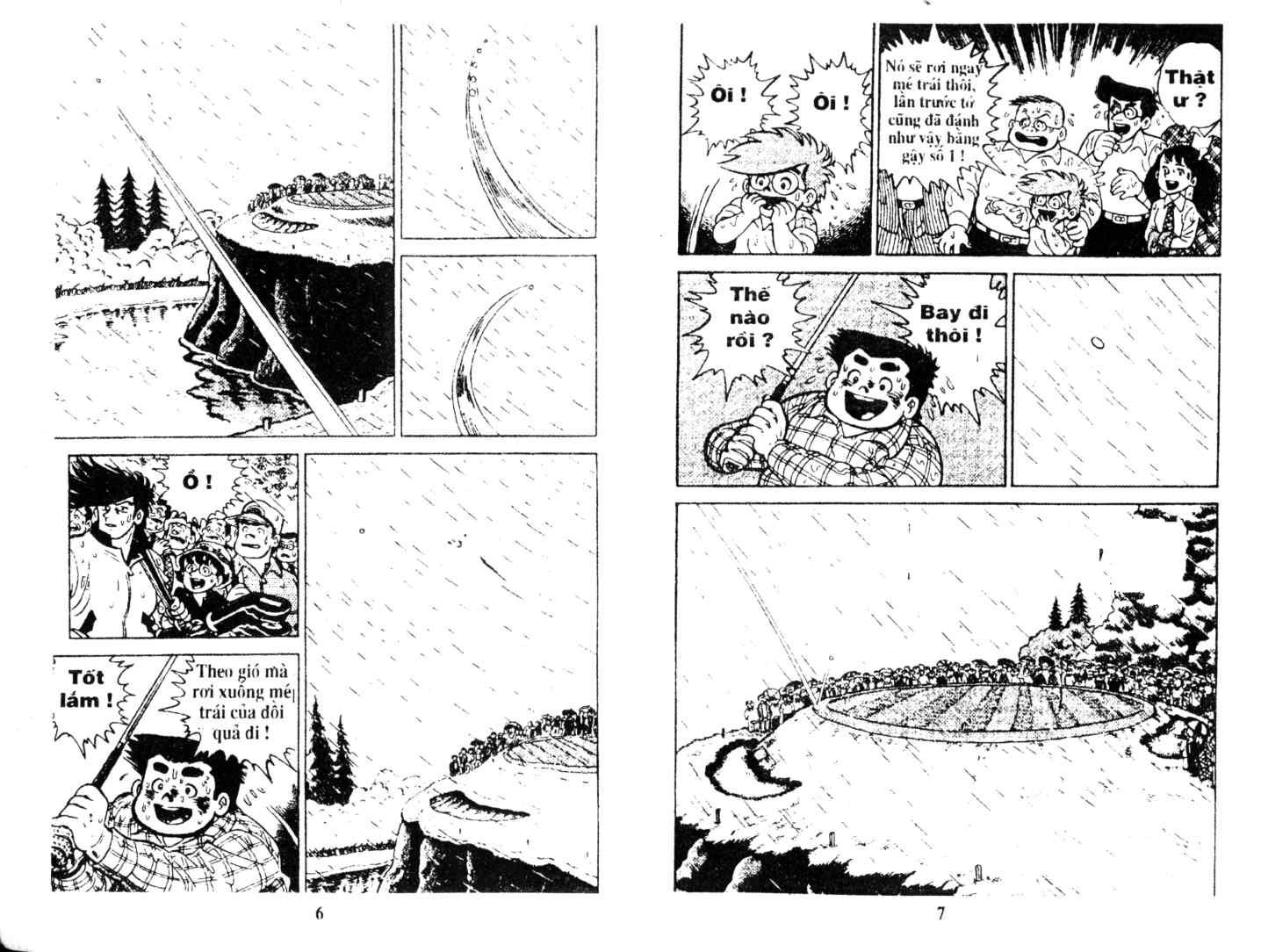 Ashita Tenki ni Naare chapter 10 trang 2