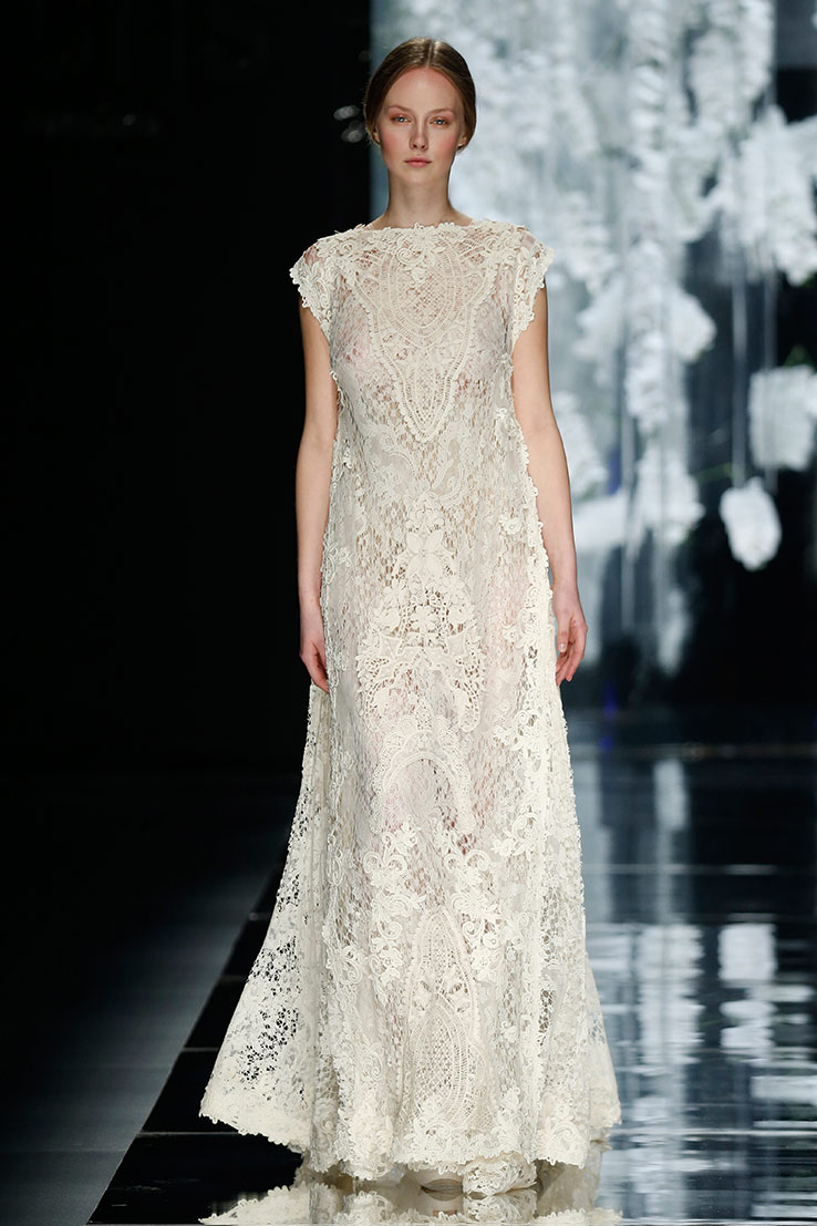 Crochet Wedding Dress Pattern.Vintage Crochet Wedding Dress Patterns Raveitsafe