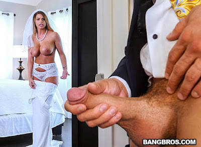 [BangbrosClips] – Brooklyn Chase (Sex With Future Step Mom)