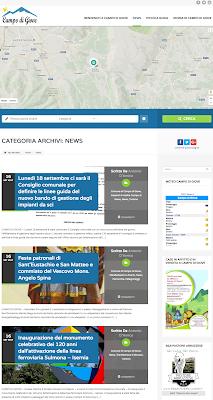 campodigiove.org il sito di informazione su Campo di Giove (Aq)