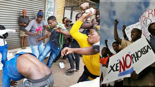 UPDATE!! Xenophobia: Five Nigerians Attacked In South
