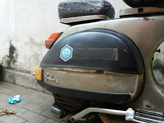 Vespa Exclusive 86 Bpkb only