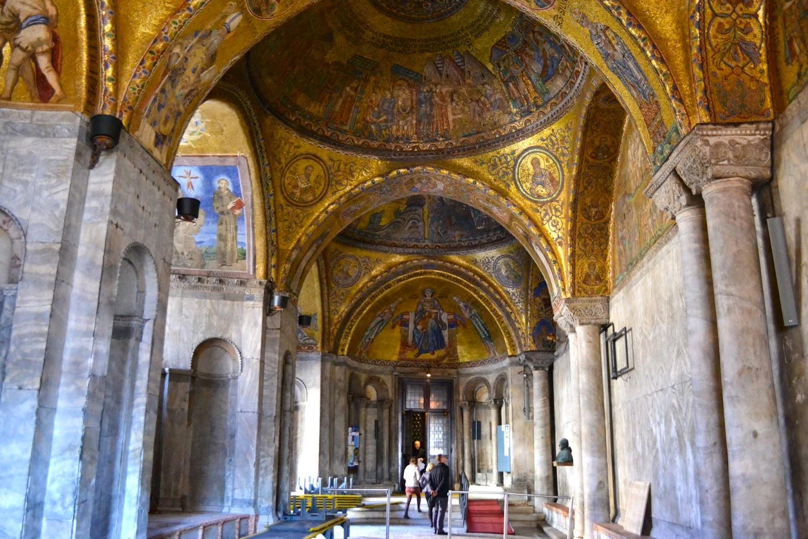 catedral san marcos venecia italia