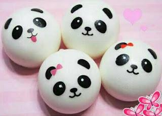 Gambar Squishy Panda Lucu Slow