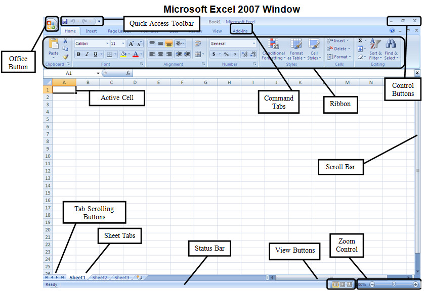 What are the main features of Microsoft Word?