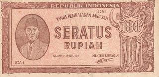 Oeang Republik Indonesia Ketiga - Maramis