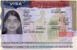 Tourist Visa For Usa