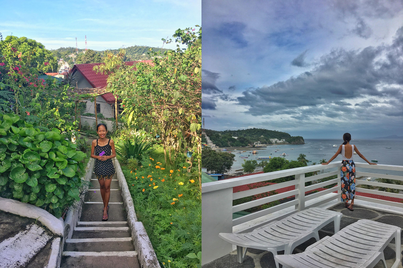 BELLEVUE COTTAGES SABANG BEACH PUERTO GALERA BLOG REVIEW