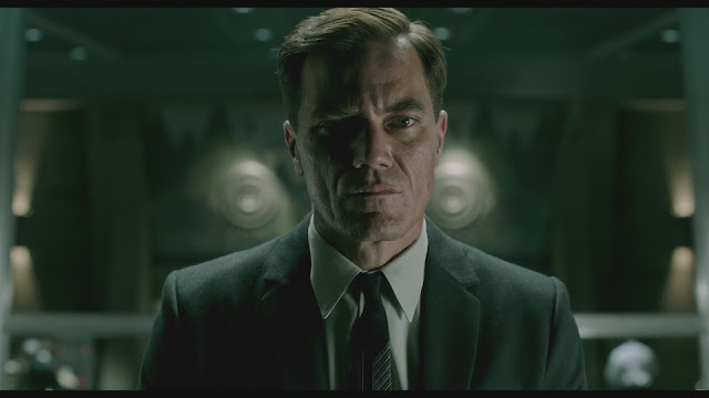 Michael Shannon, haunter of dreams