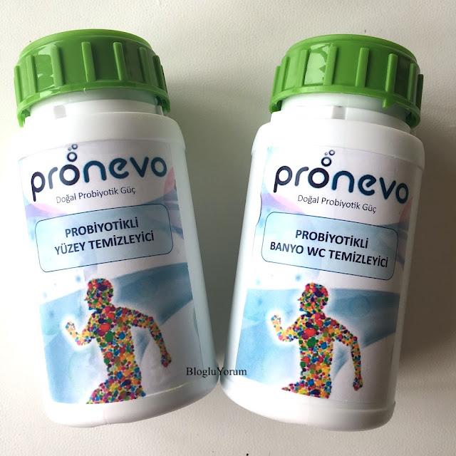 pronevo probiyotikli yüzey temizleyicisi probiyotikli banyo wc temizleyici