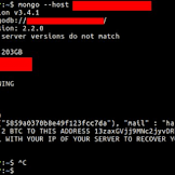 MongoDB tools - tool yang telah menghack 30.000 database