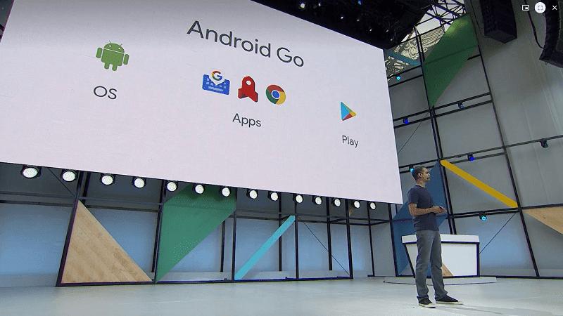 google merilis android go di bulan desember 2017