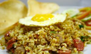 Cara Membuat Nasi Goreng Spesial Bakso Yang Enak