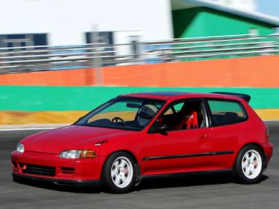 Honda Civic Estilo autobild