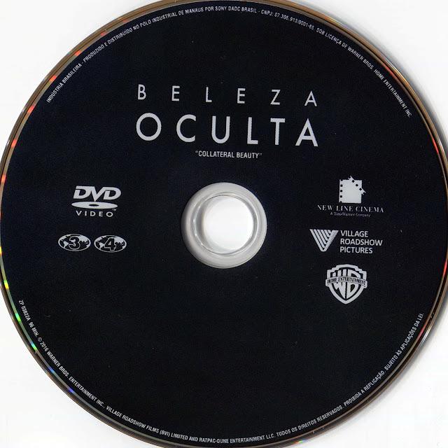 Label DVD Beleza Oculta (Oficial)