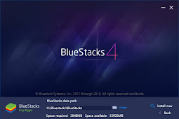 Cara Install Bluestacks 4 di Windows 10