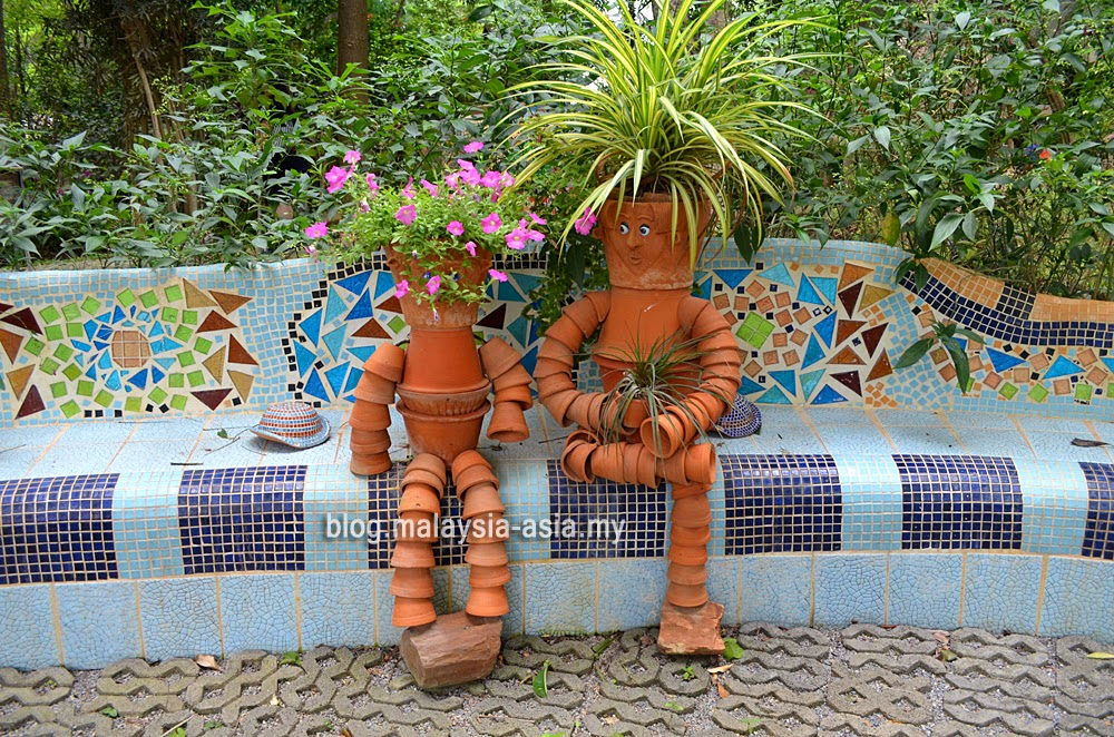 Thailand Secret Art Garden