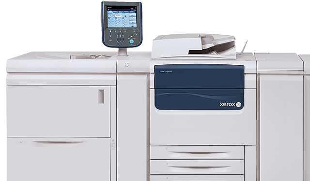 xerox color c75 press manual