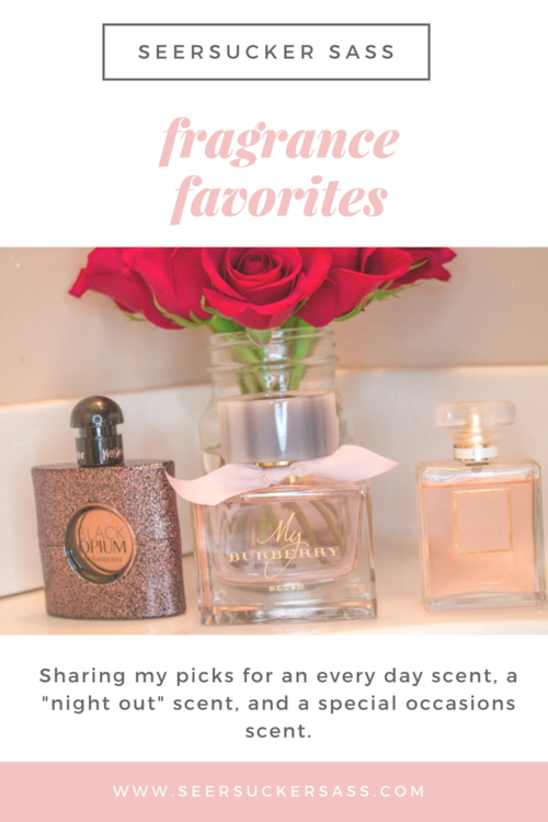 Fragrance Favorites