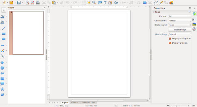 LibreOffice Drawing 5.3