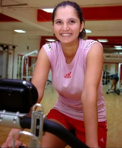 Sania Mirza New Very Hot Beautiful Images Collection