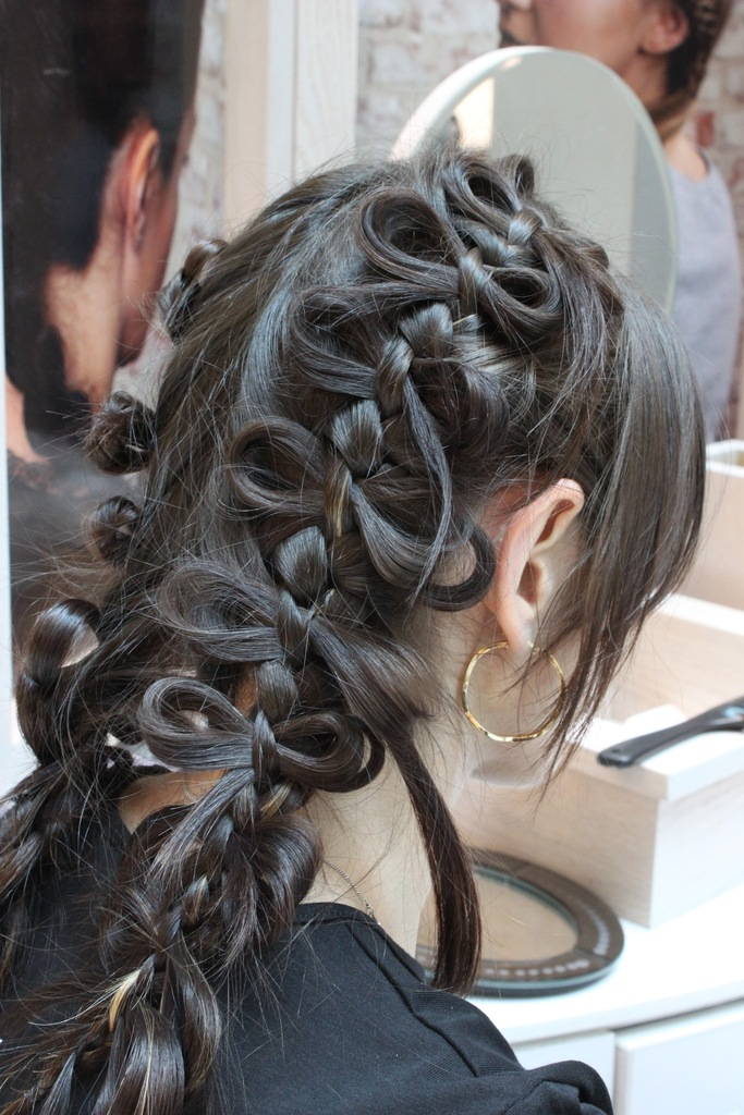 girls hair style braid hairstyles 2012 13 for asians hair fashion 1604 | Braids Hair styles of Asian Girls www.She9.blogspot.com %25288%2529