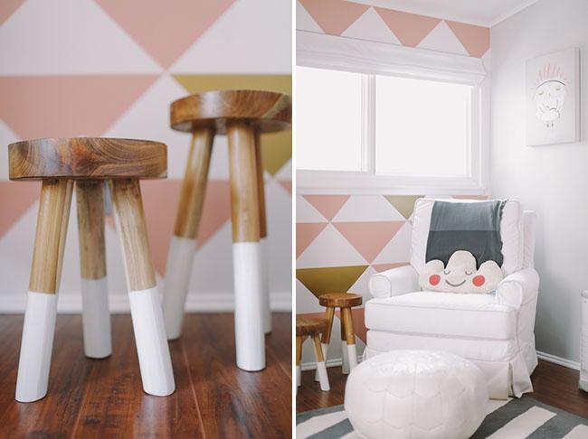 Pásate al DIY en tu baby room! - Boho Deco Chic
