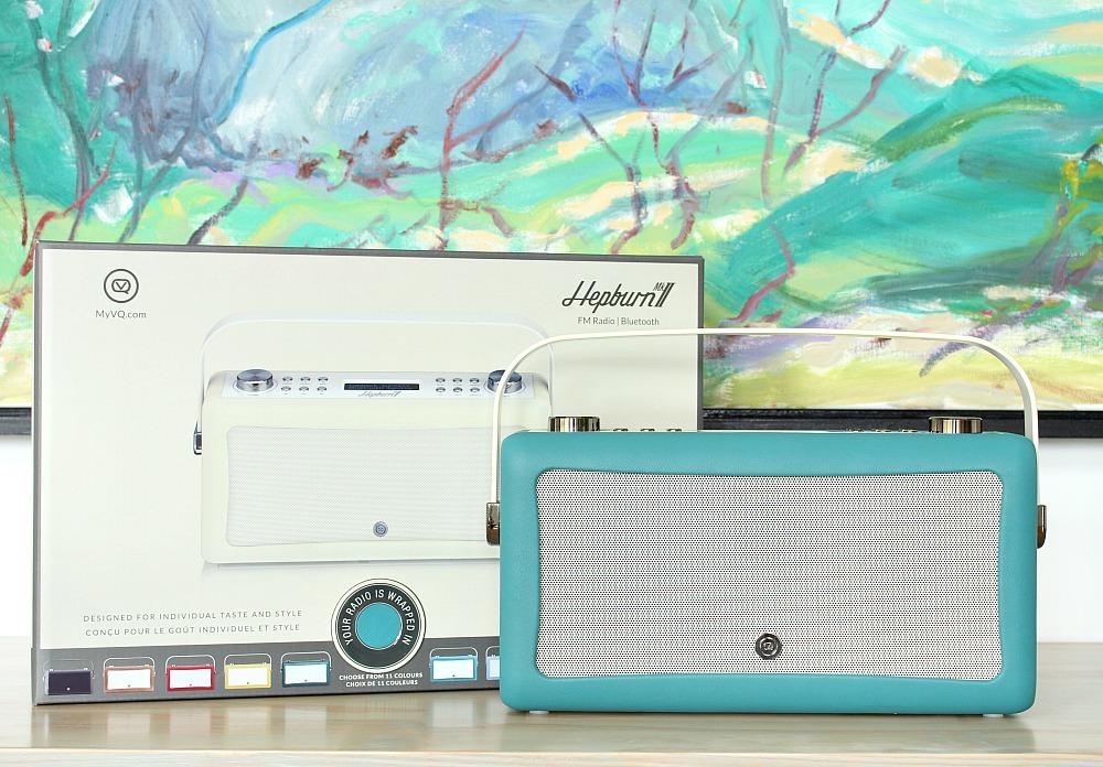VQ Hepburn MK II: A Bluetooth Radio with Vintage Vibes