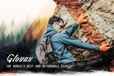 Glovax Outdoor Adventure Gloves