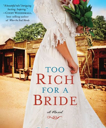 Review: Too Rich For A Bride by Mona Hodgson