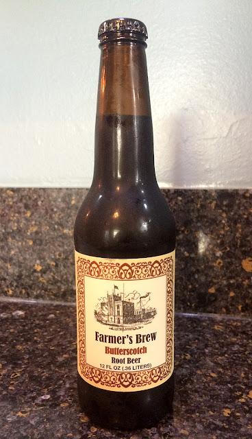 Farmer's Brew Butterscotch Root Beer