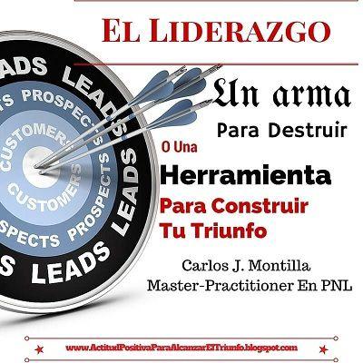 liderazgo para alcanzar el triunfo