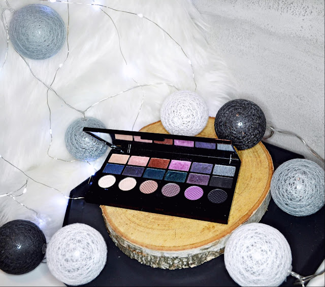 MAKEUP REVOLUTION - UNICORNS UNITE - 18 Exclusive Eyeshadow Palette - Paleta 18 cieni do powiek