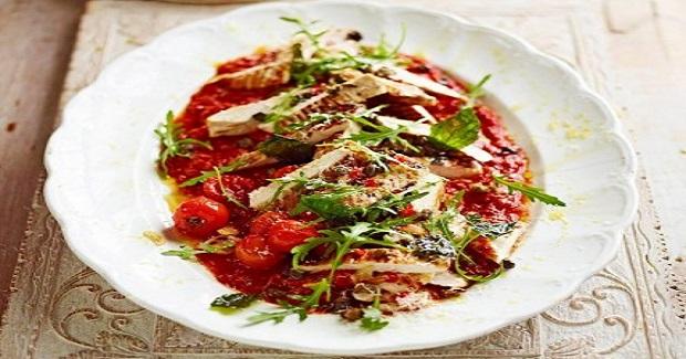 Chicken Arrabbiata Recipe