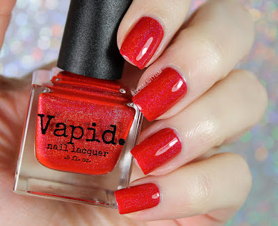 Vapid Lacquer Santa Baby