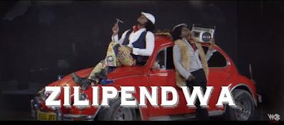 WCB Wasafi ( Diamond Platnumz Ft. Harmonize, Rich Mavoko, Marombosso & Rayvanny) - Zilipendwa
