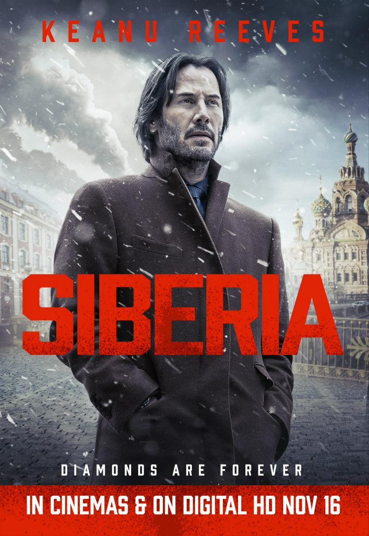siberia film poster