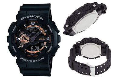 Casio G397 G-Shock Analog-Digital Watch - For Men
