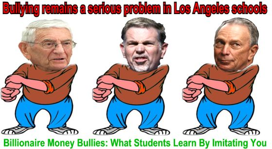 Image result for big education ape lausd billionaires
