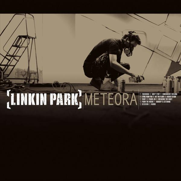LINKIN PARK - Meteora (Deluxe Version) Cover