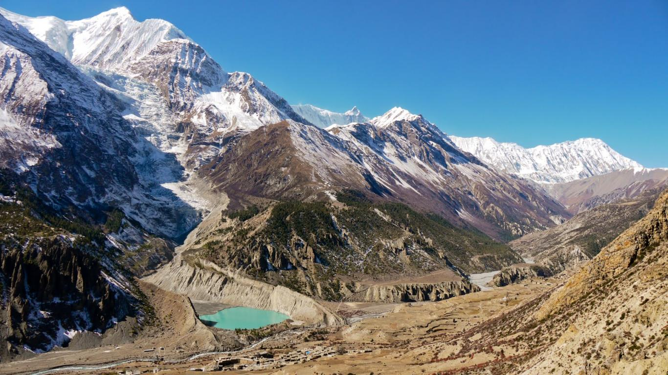 Nepal Trekking Holidays Trekking Nepal Himalayas
