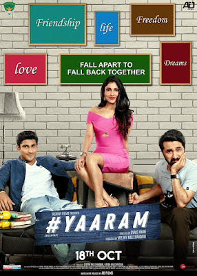 Yaaram 2019 Hindi 480p WEB HDRip 300Mb x264