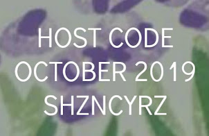 HOST CODE FOR OCTOBER 2019