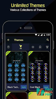 AppLock Indian Fingerprint Pattern Lock PRO APK
