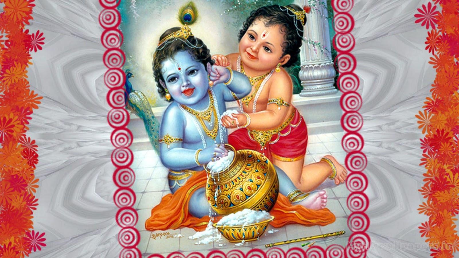 on birth of radha and krishna shri padma purana hindu mythology