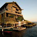 Rumah Tengah Laut, Usia 100 Tahun Lebih, Rumah Tengah Laut ini Tampak Kokoh