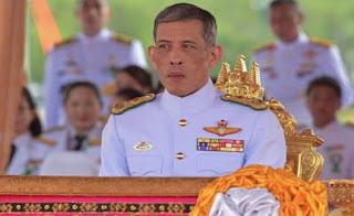 Raja Thailand Ditembak Bocah Dengan Airsoft Gun
