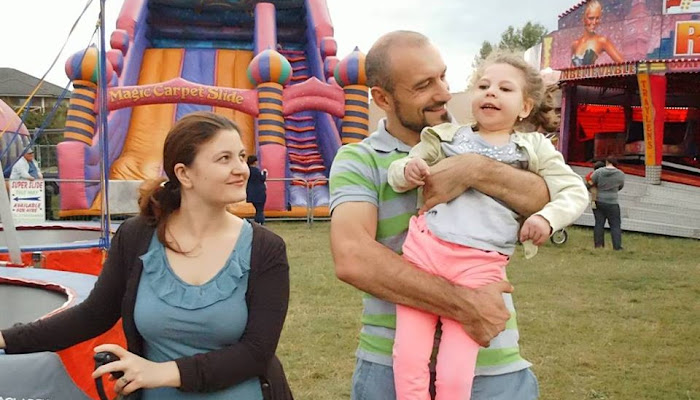 Cazul Raisei Uzea, fetița care a paralizat la naștere, a ajuns la CEDO