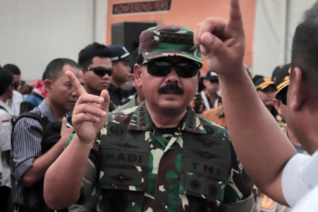 Kekuatan TNI Mampu Menghalau Masuknya Pihak Asing Tanpa Ijin Ke Wilayah RI
