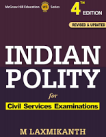 McGrawHill: Indian Polity for Civil Services Examinations by M. Laxmikanth E-Book PDF